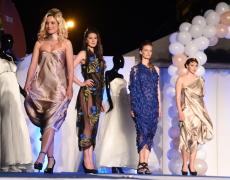 Foto della Sfilata di Moda – Ciconia 25.04.2015